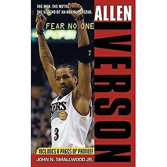 Allen Iverson: Frykt ingen