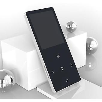 Reproductor de mp3 con altavoz de grabación de radio Bluetooth Fm Walkman de música portátil