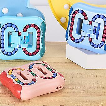 Roterende Magic Bean Fingertip Toy Creative Stress Relief Children >> Educatief speelgoed voor kinderen