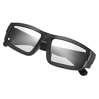 Passive 3D-Brille, kreisförmige polarisierte Linsen für TV, echte 3D-Filme