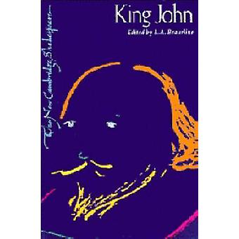 King John by William Shakespeare - 9780521221962 Book