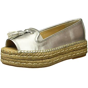 Adrienne Vittadini kvinders Parke Peep Toe Casual Espadrille sandaler