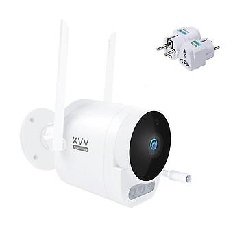 Pro Verison 1080p Hd Wifi Cam 150° Wide Angle Ip65 Infrared Night Vision