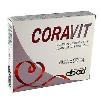Abad Coravit 40 Caps x 558 mg