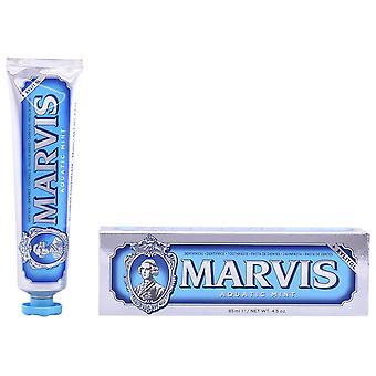 Marvis Pasta de Dientes Aquatic Mint 85 ml