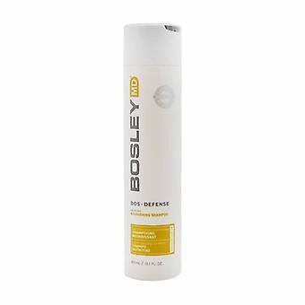 BosleyMD BosDefense Väri Turvallinen ravitseva shampoo 300ml / 10.1oz