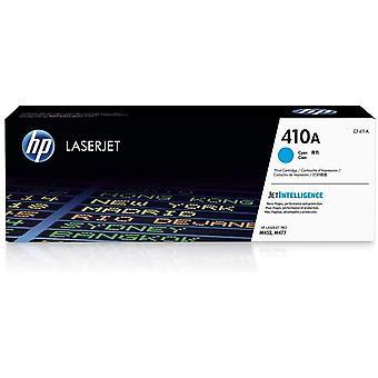 HP 410A (CF411A) Blau Original Toner frHP Color Laserjet Pro M452, HP Color Laserjet Pro M477