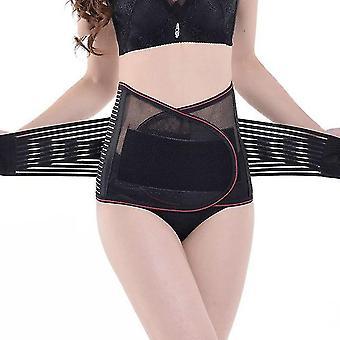 Männer und Frauen verstellbar elstiac Taille Unterstützung Gürtel Lendenrücken Unterstützung Übung Gürtel Klammer Schlankheitsgürtel Taille Trainer