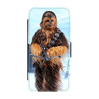 Star Wars Chewbacca Samsung Galaxy A52 5G Wallet Case