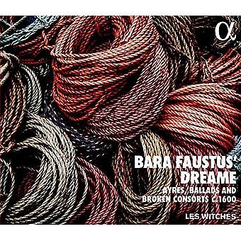 Bara Faustus Dreame [CD] USA import