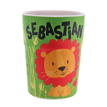 Historia & Heraldry Bambu Miehistö Beaker Lions & Tigers Sebastian