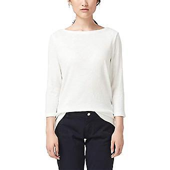 s.Oliver 14.908.39.2418 T-Shirt, Beige (Creme 0210), 52 (Manufacturer Size: 46) Woman
