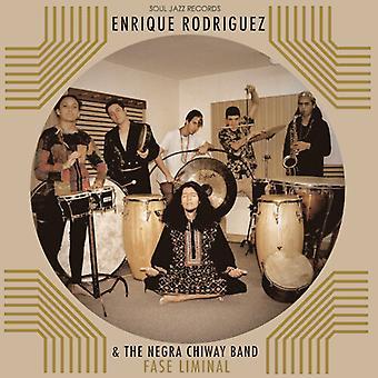Enrique Rodríguez & The Negra Chiway Band - Fase Liminal Vinyl