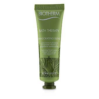 Biotherm Bath Therapy Invigorating Blend Hydrating Hand Cream 30ml/1.01oz