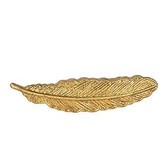 Sass & Belle Golden Feather Vintage Laatikko Nuppi