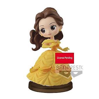 Storia di Belle Version D Disney Q Posket Petit Mini Figure
