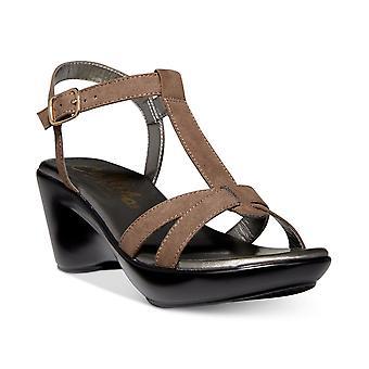 Callisto Womens Kali Platform Wedge Sandals