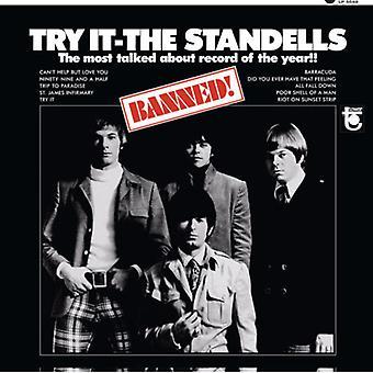 Standells - Try It [Vinyl] USA import