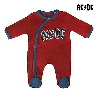 Baby's Long-sleeved Romper Suit AC/DC