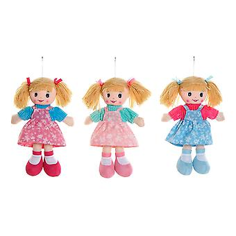 Rag Doll DKD Heminredning (3 st) (18 x 7 x 30 cm)