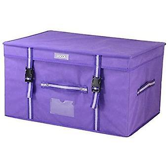 Jocca Space Saving Storage Box Purple