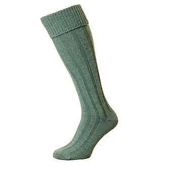 HJ Hall Traditional Value KILT Hose Socks HJ 868 6-10 Lovat