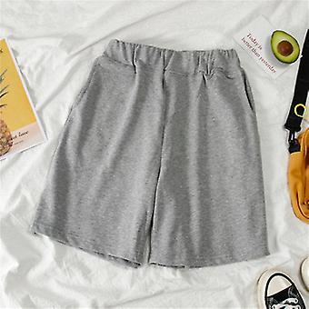 מכתב נשים מודפס שיק פנאי קיץ פיג'מה / מכנסיים נושמים רופף