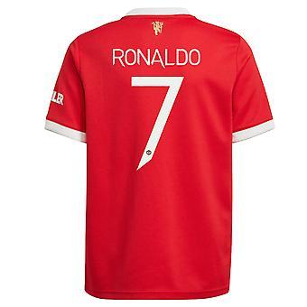 Manchester Unitedin poikien paidan kotisarja 2021/22