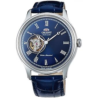 Orient Blue Genuine Leather FAG00004D0 Reloj de Hombre