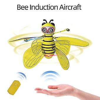Digital cameras flying toy rc animal rc bee electronic infrared induction aircraft hand sensor portable control toys