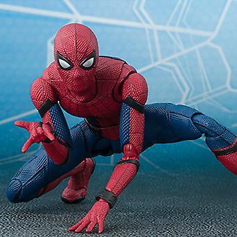 マーベルスパイダーマン ホームカミング アクションフィギュア 人形 モデル メンズ トイズ キッズ ギフト