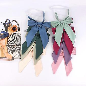 Дамы Галстук-бабочка Галстук-бабочка Галстуки Взрослые галстуки Cravat Bowties Рубашка Шея