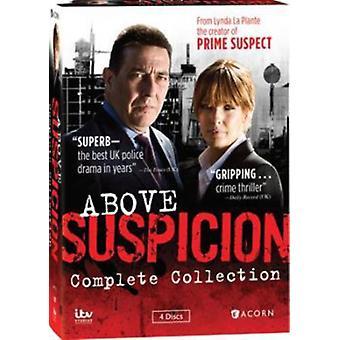Edellä epäilys: Complete Collection [DVD] Yhdysvallat tuoda