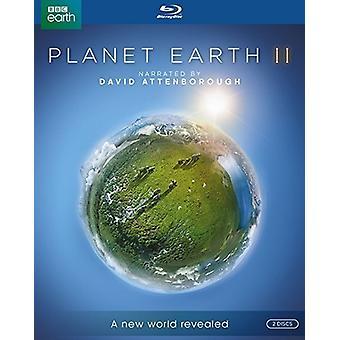 Planet Earth II [Blu-ray] USA importeren