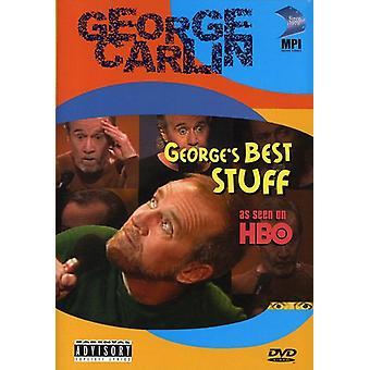George Carlin - George Carlin: George Best Stuff [DVD] USA import