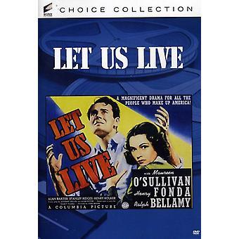 Laissez-nous Live [DVD] USA import
