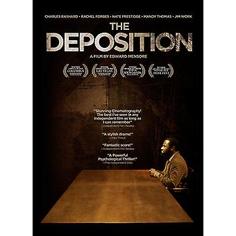 Deposition [DVD] USA import