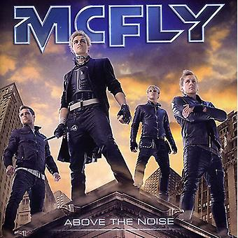 McFly - Above the Noise [CD] USA import