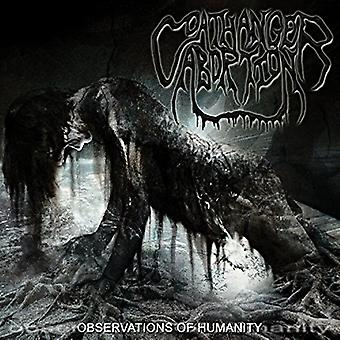 Coathanger Abortion - Observations of Humanity [CD] USA import