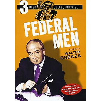 Federal Men [DVD] USA import