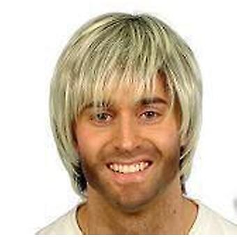 Boy band wig Boyband backstreet boy wig