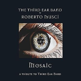 Roberto Musci & Third Ear Band - importation USA mosaïque [CD]