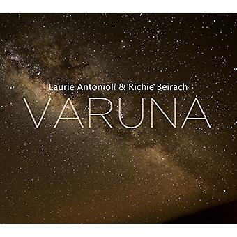 Antonioli, Laurie / Beirach, Richie - Varuna [CD] USA import