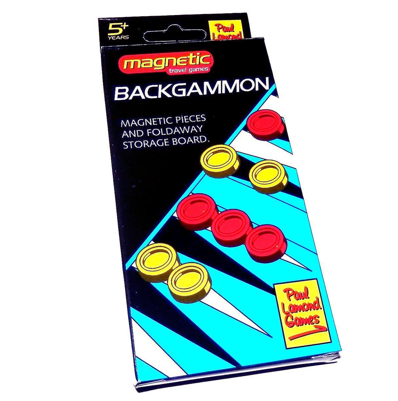 Magnetic Travel Games - Backgammon