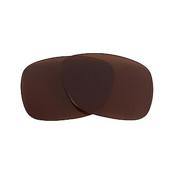 SeekOptics Replacement Lenses for RAY BAN 2132 52mm Polarized Brown