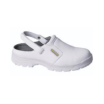 Delta Plus Unisex Hygiene Non Slip Safety Clog / Workwear