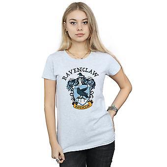 Harry Potter Women's Ravenclaw Crest T-Shirt