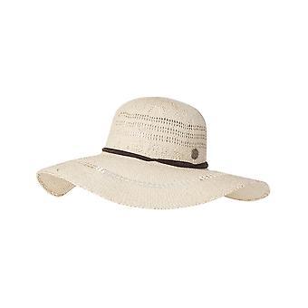 Rip Curl Ritual Boho Sun Hat in Light Natural