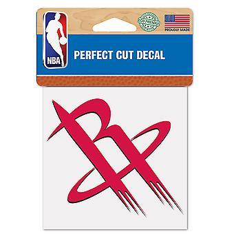 Wincraft Aufkleber 10x10cm - NBA Houston Rockets