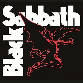 Black Sabbath Coaster Demon band logo new Official single 9.5cm x 9.5cm drink